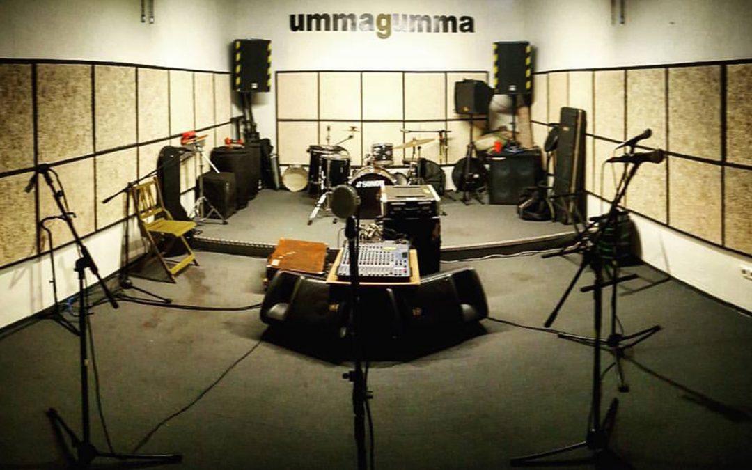 Rider de Ummagumma Record&Estudio