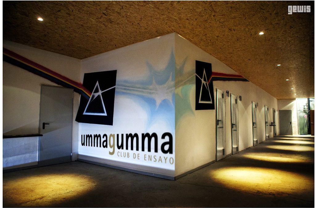 Nace Ummagumma Records