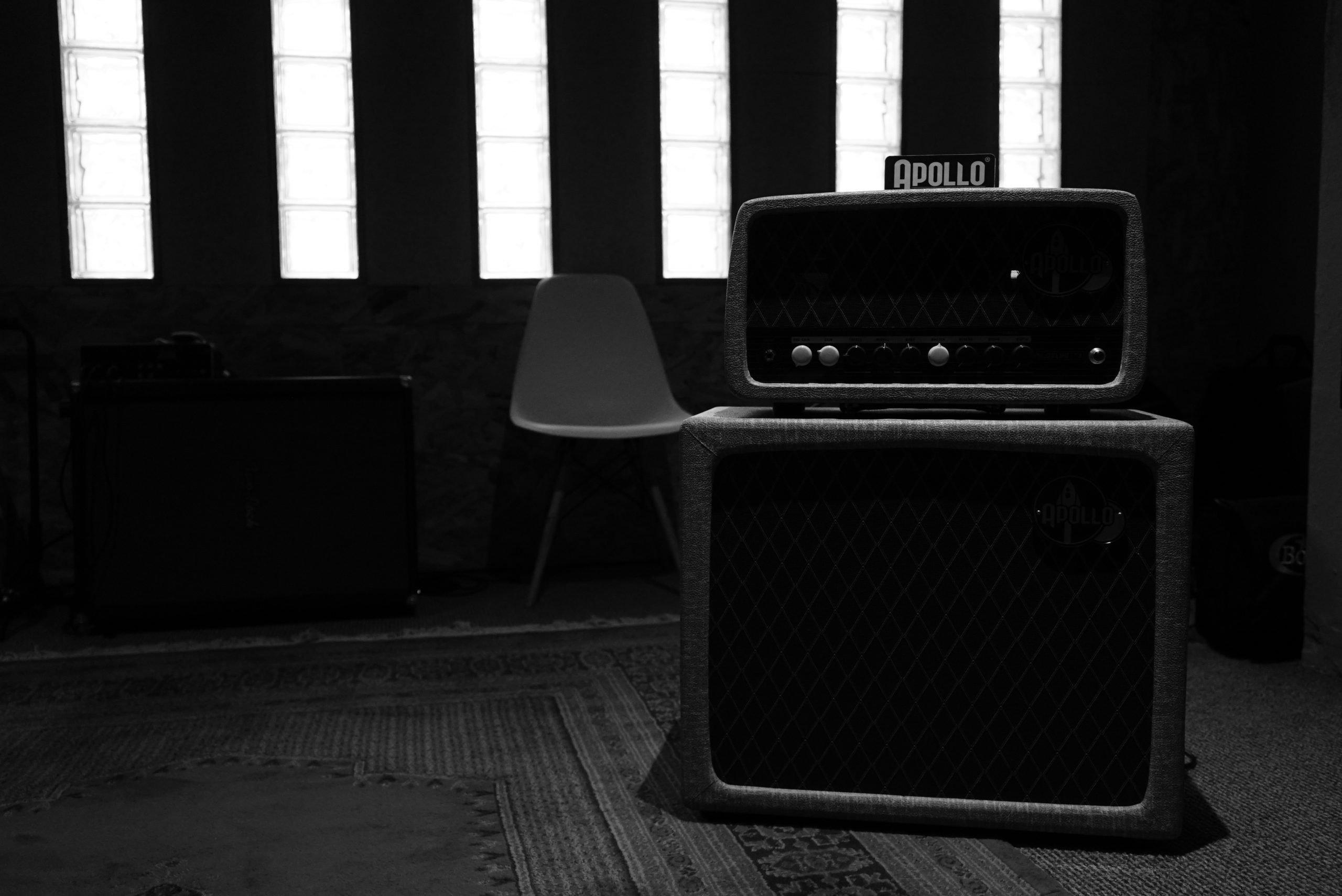 Amplificador Apollo Ummagumma Club de Ensayo